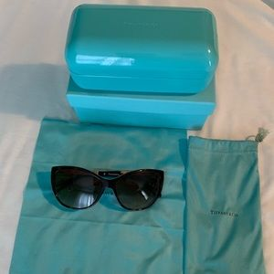 Tiffany & Co Havana Sunglasses